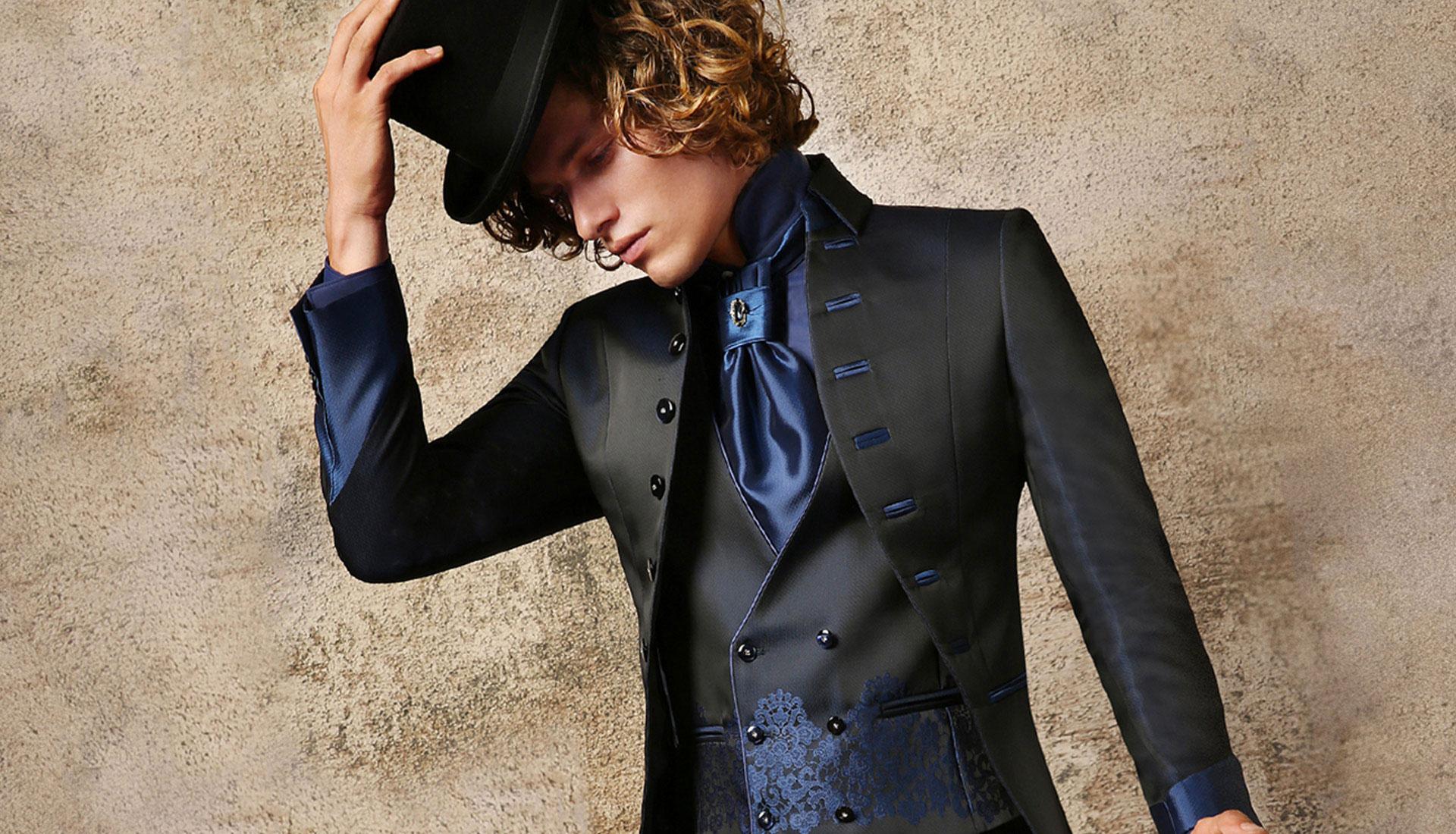buona vendita migliori offerte su materiali di alta qualità Maestrami vestiti sposo| negozio Barone Rosso Montecatini